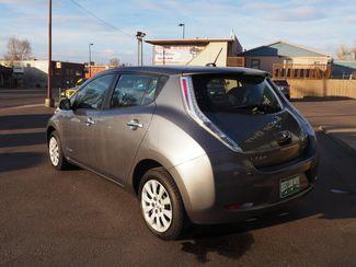 2015 Nissan LEAF S Englewood, CO 5