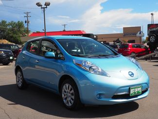 2015 Nissan LEAF S Englewood, CO 2