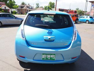 2015 Nissan LEAF S Englewood, CO 6