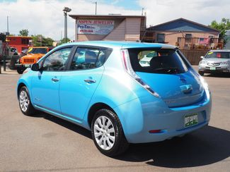 2015 Nissan LEAF S Englewood, CO 7