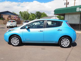 2015 Nissan LEAF S Englewood, CO 8