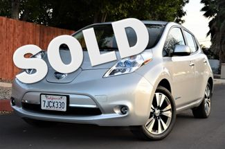 2015 Nissan LEAF SL Reseda, CA