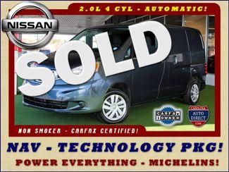 2015 Nissan NV200 SV - TECH PKG - NAVIGATION - MICHELINS! Mooresville , NC