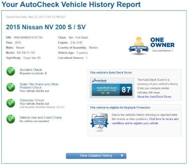 2015 Nissan NV200 SV San Antonio , Texas 10