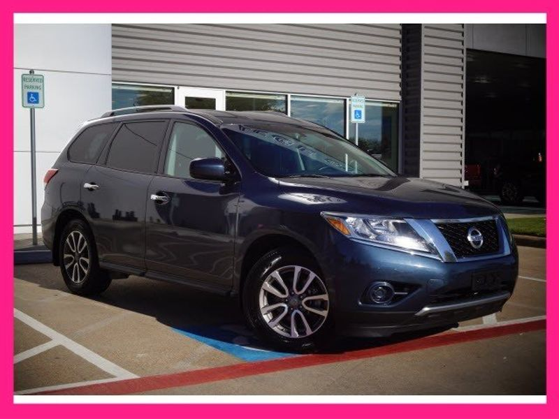 2015 Nissan Pathfinder S  city TX  College Station Ford - Used Cars  in Bryan-College Station, TX