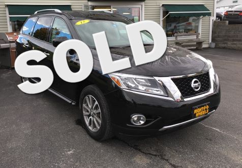 2015 Nissan Pathfinder SV in Derby, Vermont