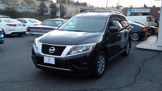 2015 Nissan Pathfinder S East Haven, CT
