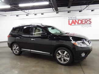 2015 Nissan Pathfinder Platinum Little Rock, Arkansas