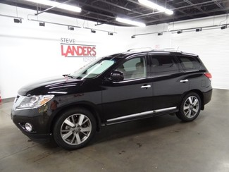 2015 Nissan Pathfinder Platinum Little Rock, Arkansas 2