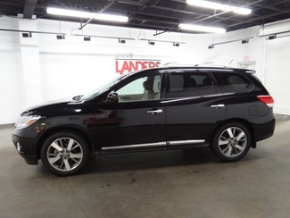 2015 Nissan Pathfinder Platinum Little Rock, Arkansas 3