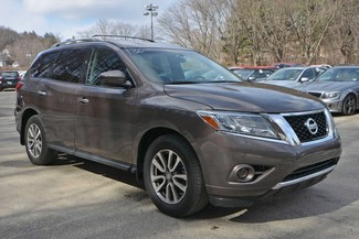 2015 Nissan Pathfinder S Naugatuck, Connecticut 6