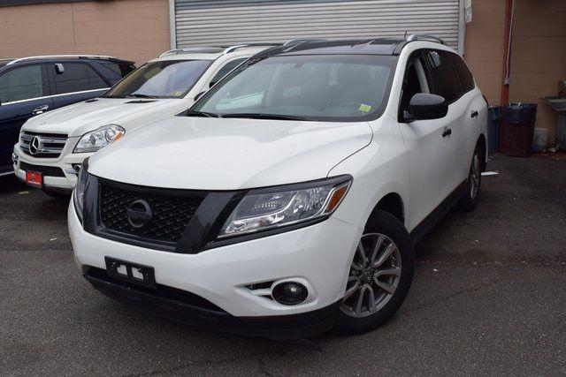 2015 Nissan Pathfinder SL Richmond Hill, New York 1