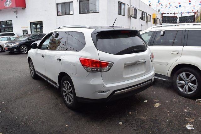 2015 Nissan Pathfinder SL Richmond Hill, New York 6