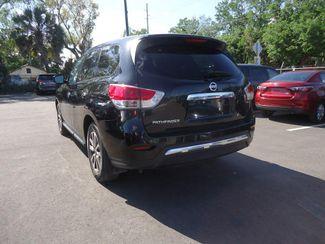 2015 Nissan Pathfinder S SEFFNER, Florida 11