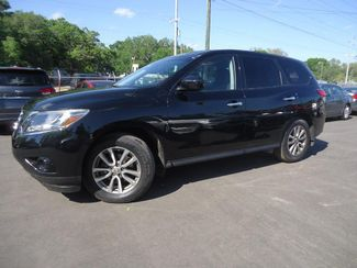 2015 Nissan Pathfinder S SEFFNER, Florida 3