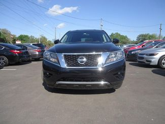 2015 Nissan Pathfinder S SEFFNER, Florida 6