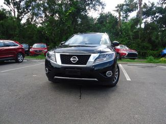 2015 Nissan Pathfinder SV SEFFNER, Florida