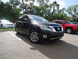 2015 Nissan Pathfinder SV SEFFNER, Florida 8