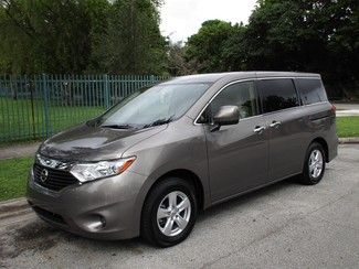 2015 Nissan Quest SV Miami, Florida