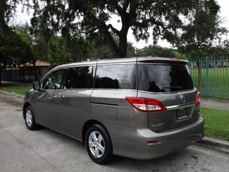 2015 Nissan Quest SV Miami, Florida 2