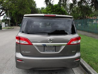 2015 Nissan Quest SV Miami, Florida 3