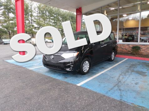 2015 Nissan Quest S in WATERBURY, CT