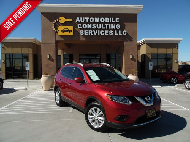 2015 Nissan Rogue SV Bullhead City, Arizona 0