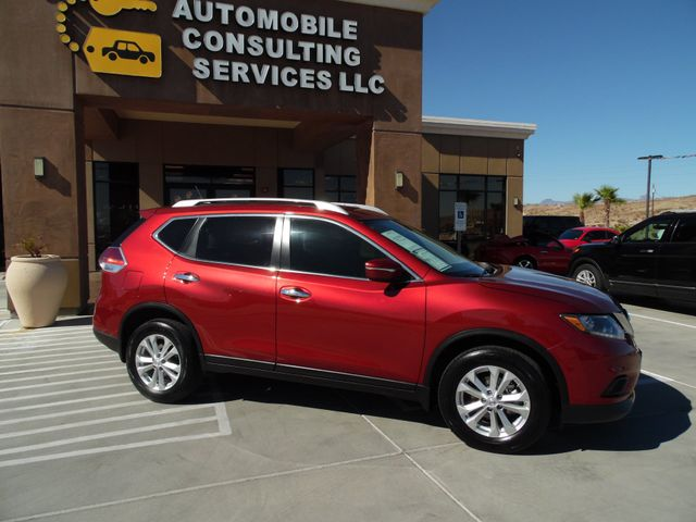 2015 Nissan Rogue SV Bullhead City, Arizona 10