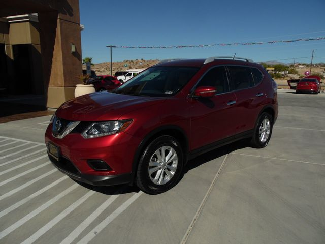 2015 Nissan Rogue SV Bullhead City, Arizona 2