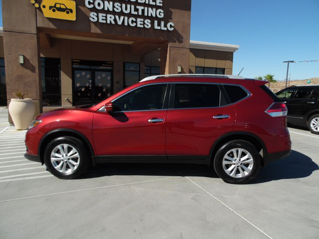 2015 Nissan Rogue SV Bullhead City, Arizona 3