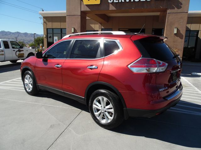 2015 Nissan Rogue SV Bullhead City, Arizona 4