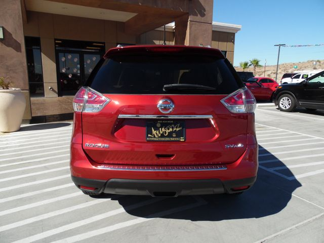 2015 Nissan Rogue SV Bullhead City, Arizona 7
