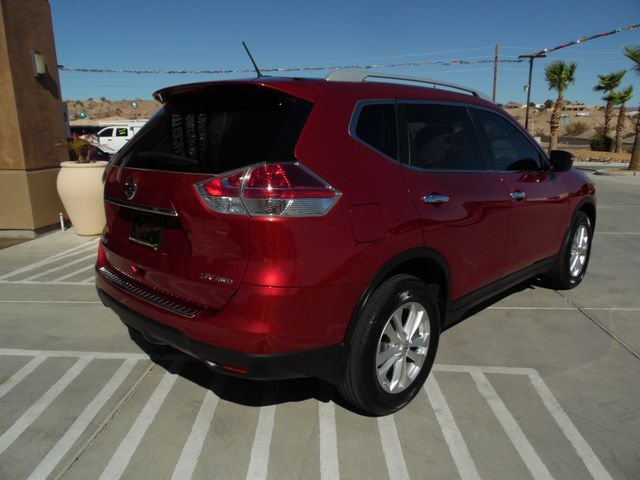 2015 Nissan Rogue SV Bullhead City, Arizona 8