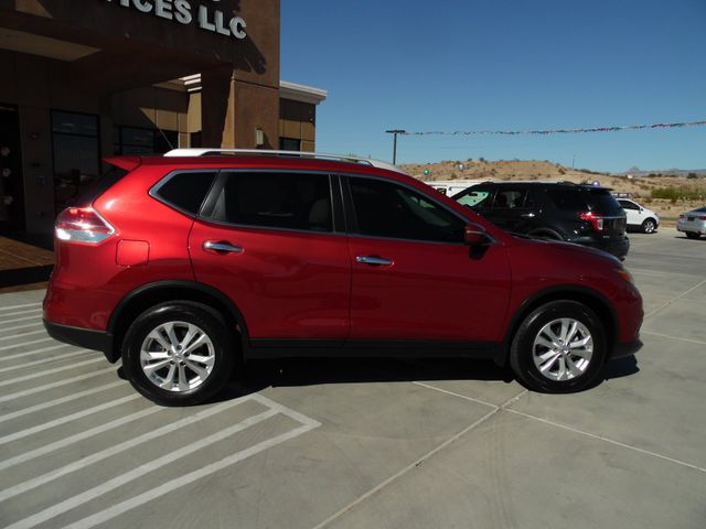 2015 Nissan Rogue SV Bullhead City, Arizona 9