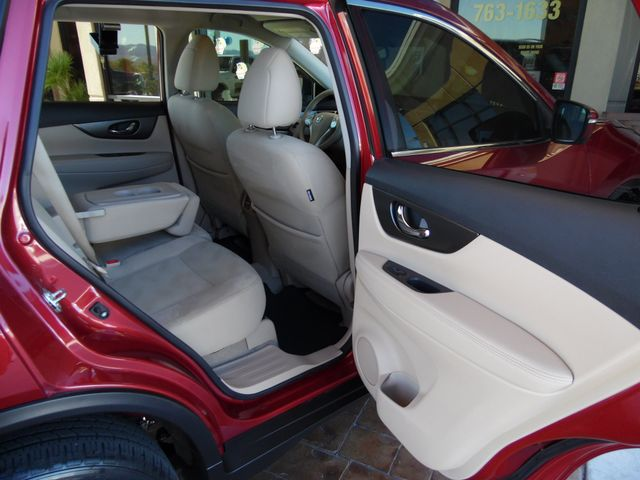 2015 Nissan Rogue SV Bullhead City, Arizona 31