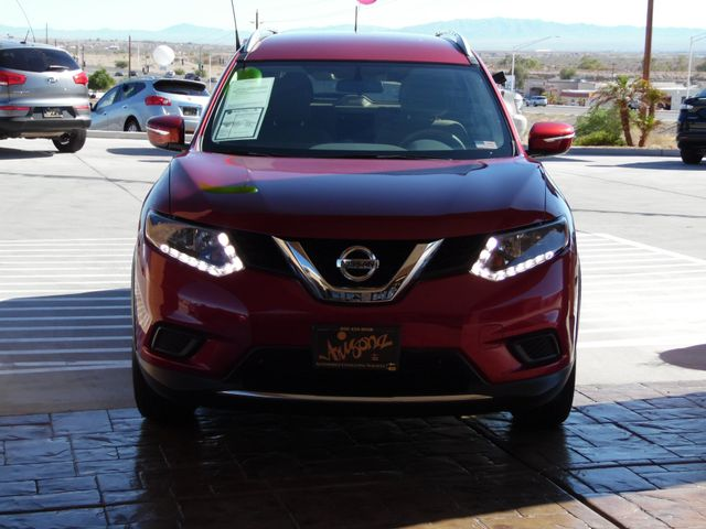 2015 Nissan Rogue SV Bullhead City, Arizona 12