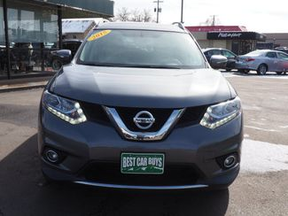 2015 Nissan Rogue SL Englewood, CO 1