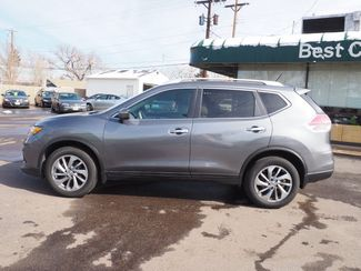 2015 Nissan Rogue SL Englewood, CO 8