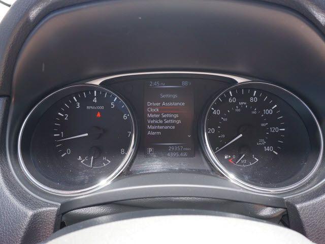 2015 Nissan Rogue S Harrison, Arkansas 12