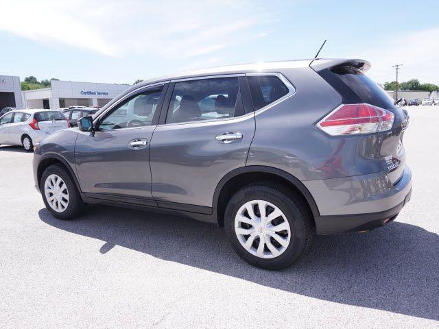 2015 Nissan Rogue S Harrison, Arkansas 2