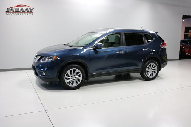 2015 Nissan Rogue SL Merrillville, Indiana 36