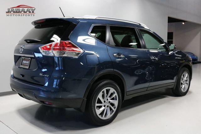 2015 Nissan Rogue SL Merrillville, Indiana 4
