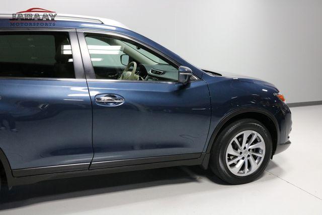 2015 Nissan Rogue SL Merrillville, Indiana 41
