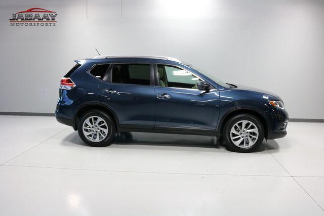 2015 Nissan Rogue SL Merrillville, Indiana 44