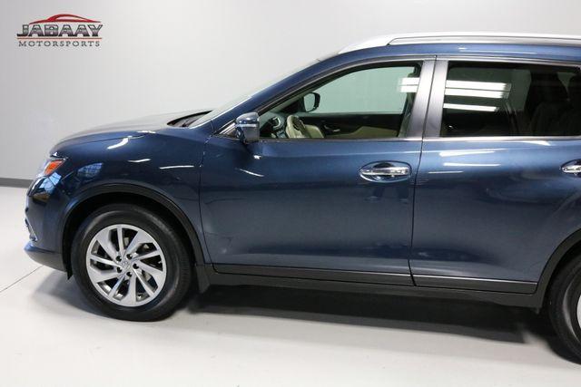 2015 Nissan Rogue SL Merrillville, Indiana 34