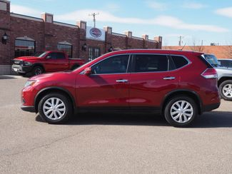 2015 Nissan Rogue S Pampa, Texas 1