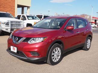 2015 Nissan Rogue S Pampa, Texas