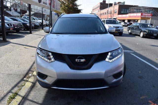 2015 Nissan Rogue SV Richmond Hill, New York 2