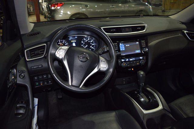2015 Nissan Rogue SL Richmond Hill, New York 11