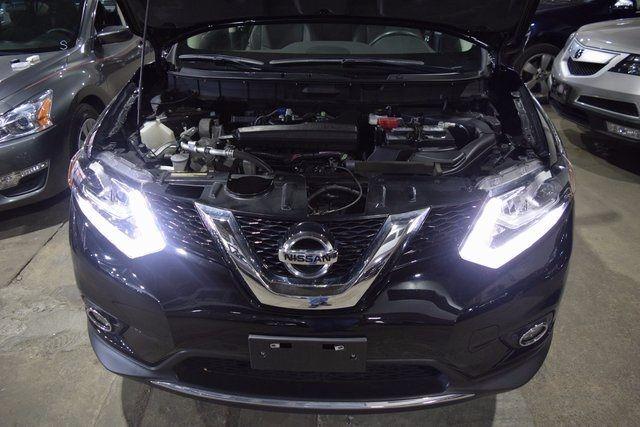 2015 Nissan Rogue SL Richmond Hill, New York 3
